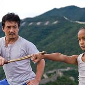 Checkout current pictures of the boy who acted karate kid