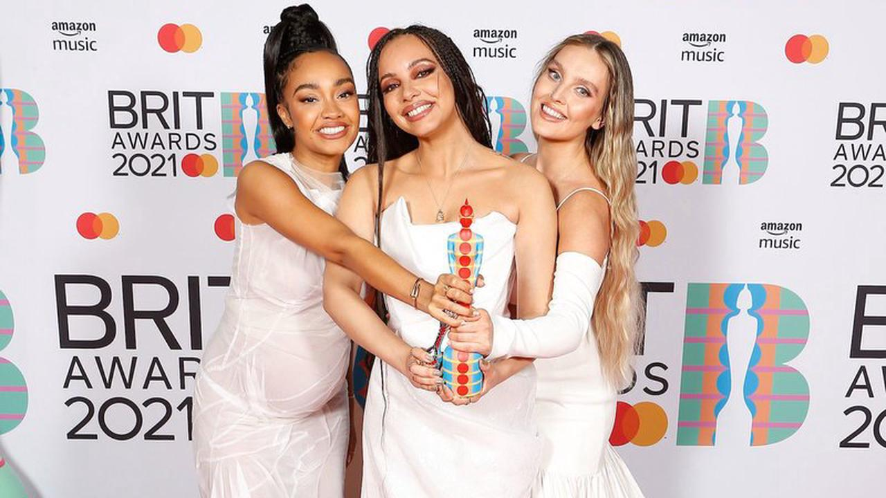 Little Mix's Jade & Perrie 'very proud' of Leigh-Anne Pinnock after racism doc