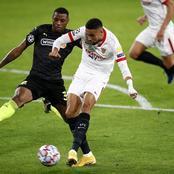 Krasnodar Vs Sevilla: Munir with the winner