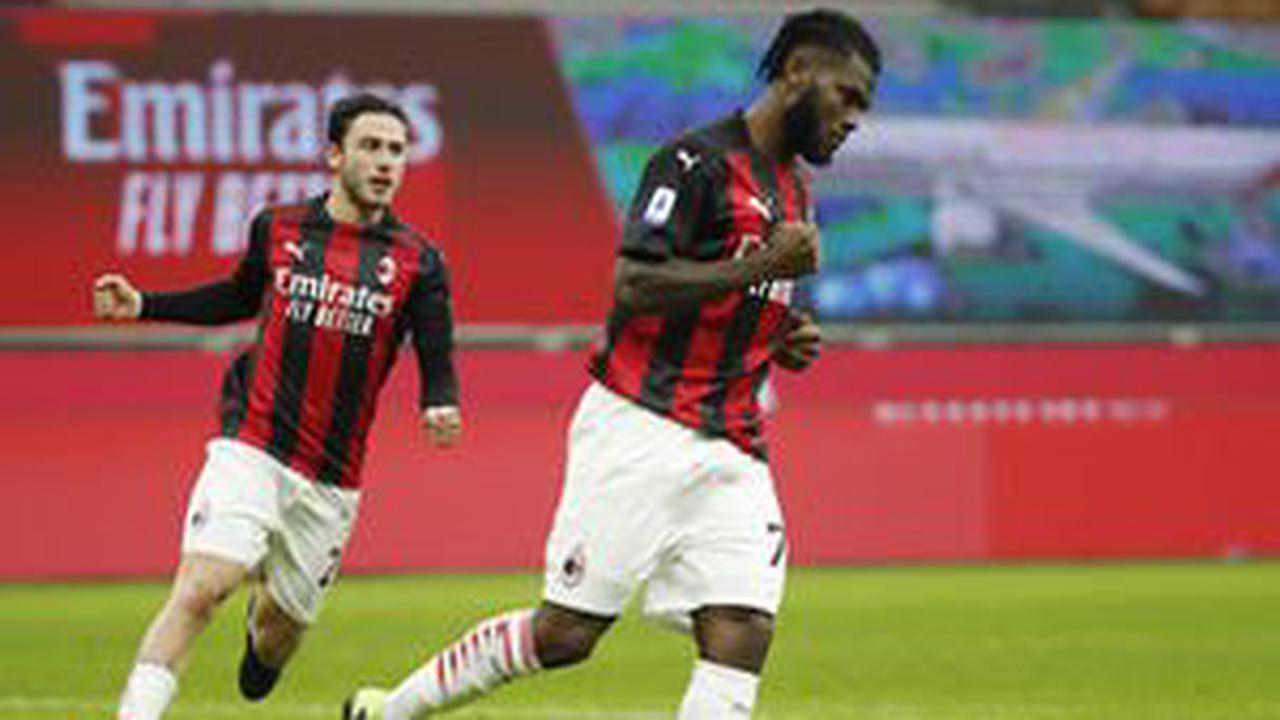 AC Milan's Franck Kessie rules out Liverpool move