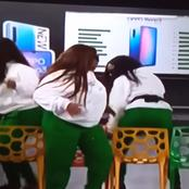 Nengi And Neo Wins Today's Challenge On Big Brother Season Five