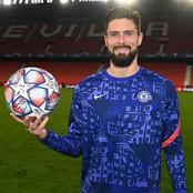 UEFA reacts after Olivier Giroud becomes the first player to break a new record in the competition