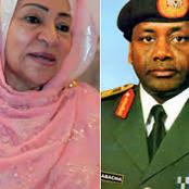 Ex-military President Sani Abacha Wife Celebrates Birthday Today (See Her Biography And Children)