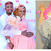 Diamond's Sister Queen Darling's Co-Wife Shows Baby Bump