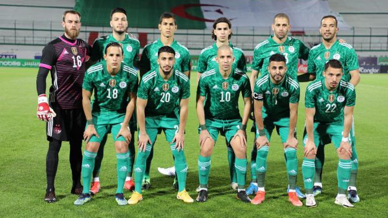 Classement FIFA : Sans surprise pour L'Algérie