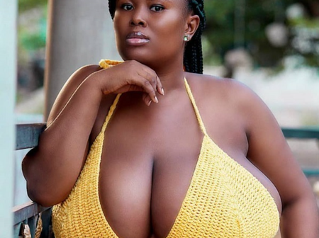 My breasts are the reason why men propose to me not because of sexual pleasure.