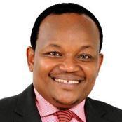 Reactions as Ngunjiri Wambugu sends this message to Kikuyus