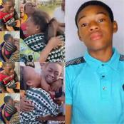 13 Year Old Gbolahan Finally Released After He Was Kidnapped Few Days Ago By Unknown Gunmen(Video)