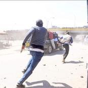Drama as Dp Ruto Allies Involve Police In Running Battles In London Ward Nakuru
