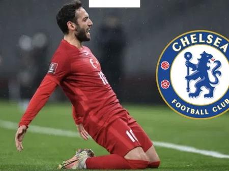 Chelsea Submits Bid For Turkish Creative Midfielder As Tuchel Push To Solve Creativity Issue
