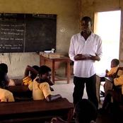 Raising Salary Of Teachers in Deprived Areas, an Option to Ensure Equity Distribution of Teachers?