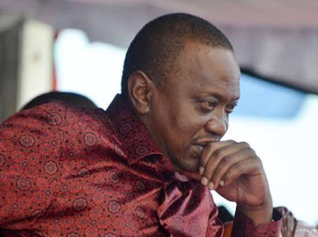 Uhuru in Fresh Trouble After Kenyans Protest Over Massive Fuel Price Increase