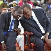 How Ruto Described President Uhuru While In Meru