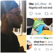 """3 Hours After He Posted """"Nigeria Will Not End Me"""", See What Has Happened To Oke"""