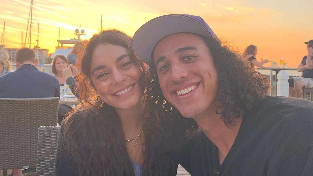 Vanessa Hudgens Says She Messaged Cole Tucker After Meeting Him on Zoom: 'No Shame in Making the First Move'
