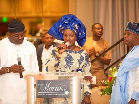 Pastor Leke Adeboye celebrates his only sister on her 51st birthday