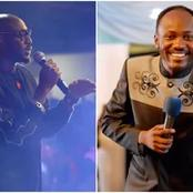 2Baba Throws Shade At Apostle Suleman Over Viral Video.