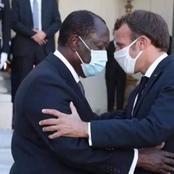 Cote-d'Ivoire: Ouattara en France pour un entretien suivi d'un dîner avec Macron