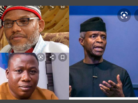 Today's Headlines: Osibanjo Sends Message To Igboho, Kanu And Other Secessionists, HURIWA Slams FG