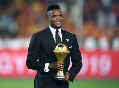 Was Samuel Etoo underrated during his time? See the record he holds that no one else has