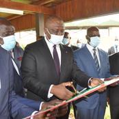 Formation / L'Ecole Supérieure du Pétrole et de l'Énergie ouvre ses portes, à Yamoussoukro