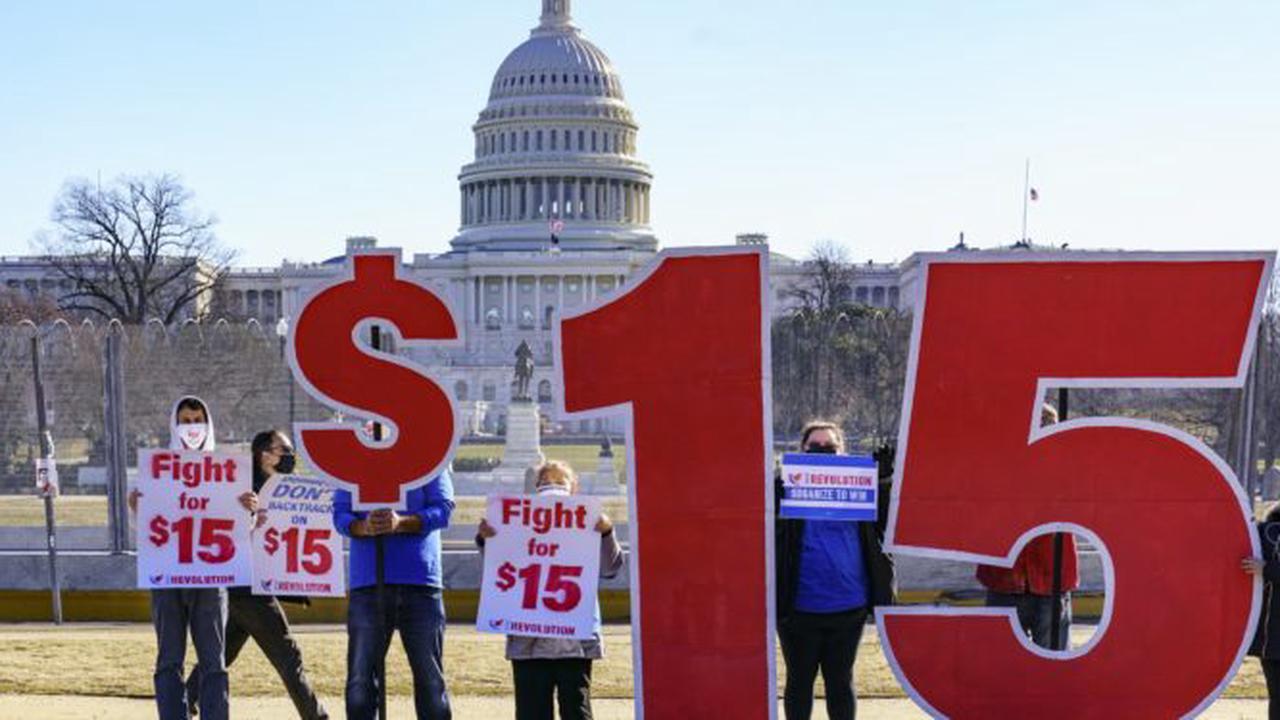 11 Senate Democrats push Biden to include recurring checks, jobless aid in next big bill