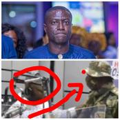 Captain Smart Forcibly Taken Out Of GBC Studios By Military And Given A