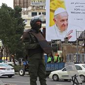 Pope Francis Has Landed In Iraq For Historic Tour