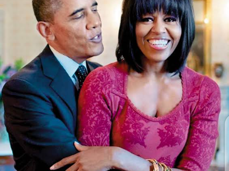 Michelle Obama Clocks 57 Today, See How Barack Obama Expressed His Undying Love To Her (Photos)