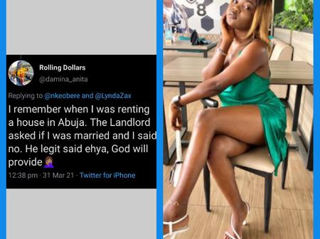 What A Landlord Told When  I Said I Wasn't Married In Abuja - Lady