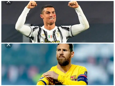 Another Heroic Performance From Christiano Ronaldo As Lionel Messi Barca Slip