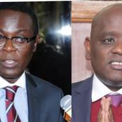 Mutahi Ngunyi's Mid-Night Attack to DP Ruto's Blogger Itumbi Raises Mixed Reactions