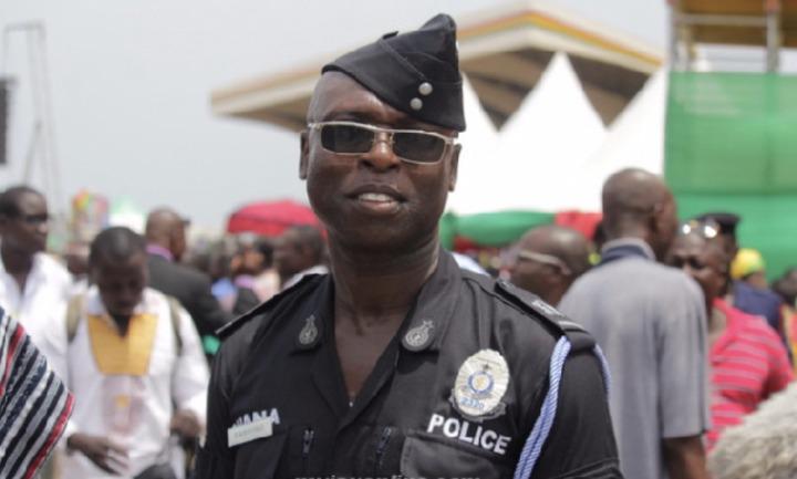 4fa901483830451ea2b7024f3593a3e8?quality=uhq&resize=720 - Ghana Police Chief Superintendent Kofi Sarpong Appears On UTV As A News Anchor