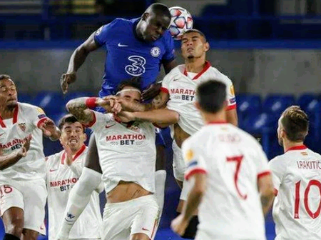 Chelsea Draw to Sevilla as The Blues Face a High Defensive Threat.