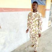 A Nigerian Soldier Narrates How Impotent & Deformed He Became After Going For Training In Maiduguri