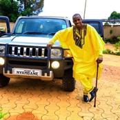 Gospel Singer Wows Kenyans With His New Look