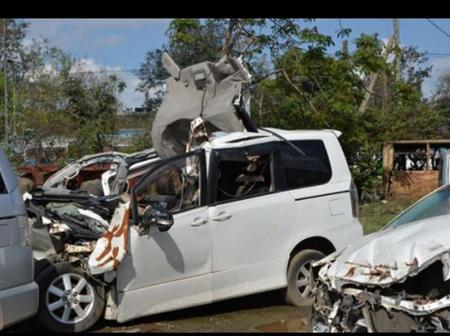Fatal Accident In Kiambaa Leaves Two Kenyans Of Somali Decent In Critical Condition