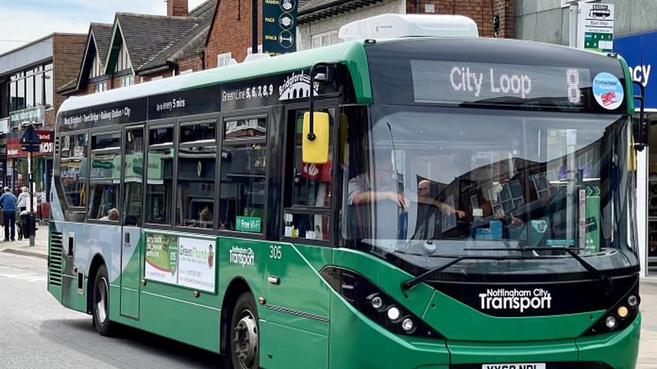 Robin Hood Marathon 2021: Major changes to West Bridgford and Nottingham bus services on Sunday