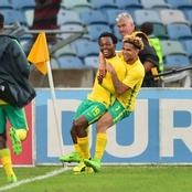 Percy Tau Hoping For SA International Duty.