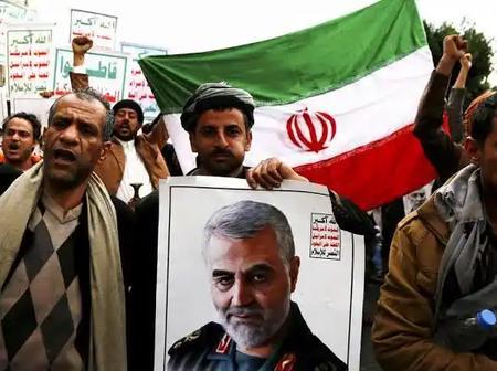 Iranian Authorities To Execute Man Who Helped U.S Kill Soleimani