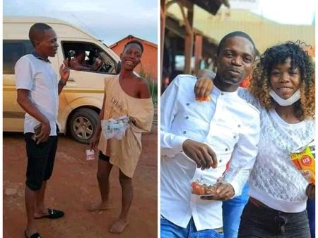South African Man Sets Off To Marry Homeless Woman He Met, And Fell In Love With