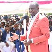 William Ruto Delivers Moving Speech In Murang'a