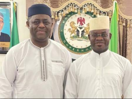 Check Out The Reactions Of Nigerians After Fani-Kayode Endorses Governor Yahaya Bello As President