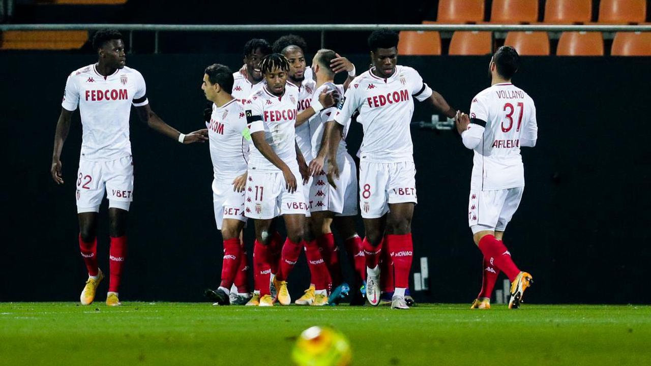 Monaco réagit, Nîmes et Nice coulent, derby nul entre Nantes et Rennes... les résultats de 19h00