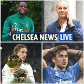 Latest Chelsea news: Updates on Modric, Kepa, Zakaria, Allegri, Rice, Sarri and others