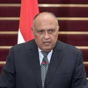 وزير الخارجية يحذر إثيوبيا من أي تحرك غير مسئول.. وهذا المقترح رفضته مصر