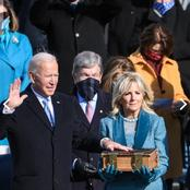 Photos: See Celebrities that attended Biden's Presidential Inauguration ceremony in America