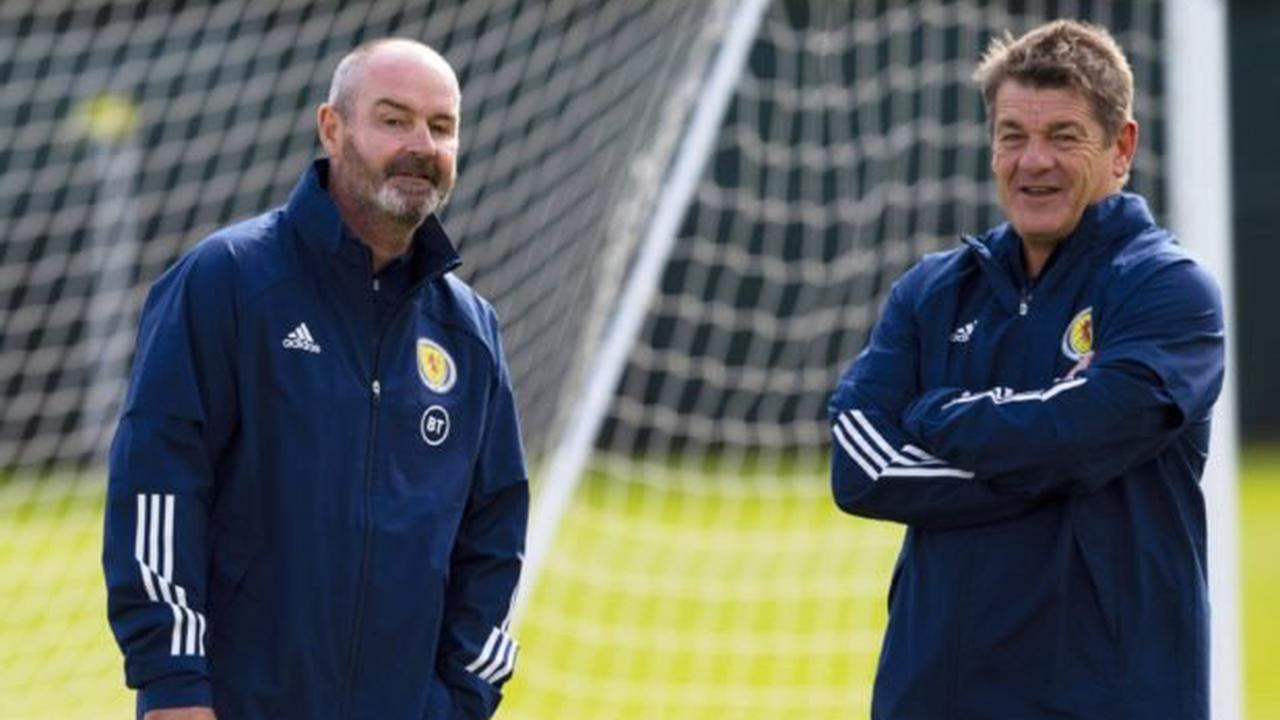 There is a quiet confidence about this group of Scotland players