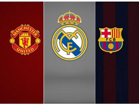 Top 5 Richest Football Clubs In The World And Their Networth's As At 2021.