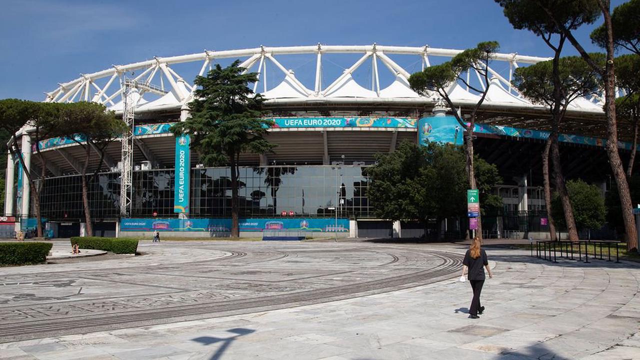 Europameisterschaft - EM 2021: Offenbar Bombenfund in Rom vor dem Spiel Italien gegen die Schweiz